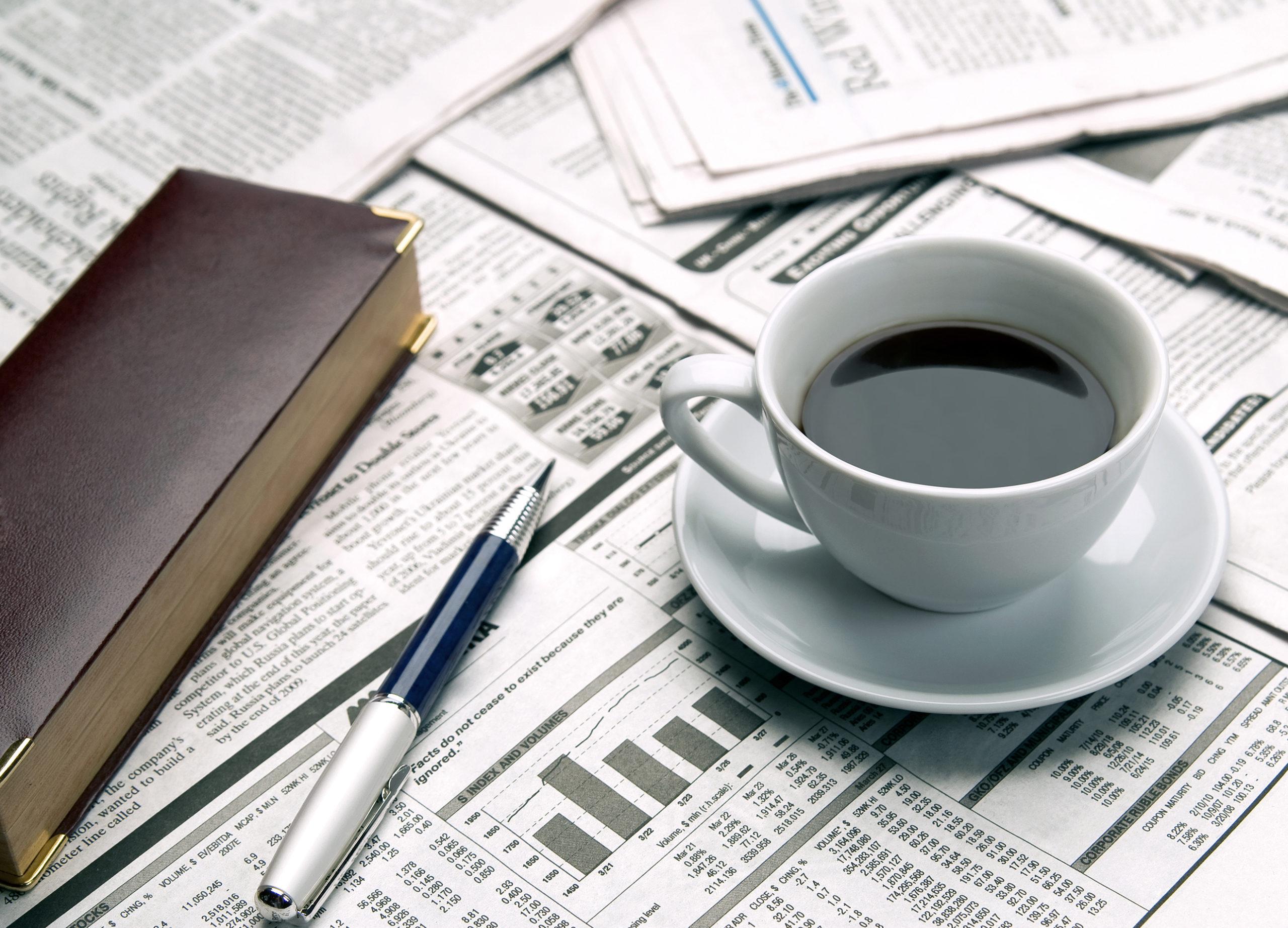 Caffè con il morto