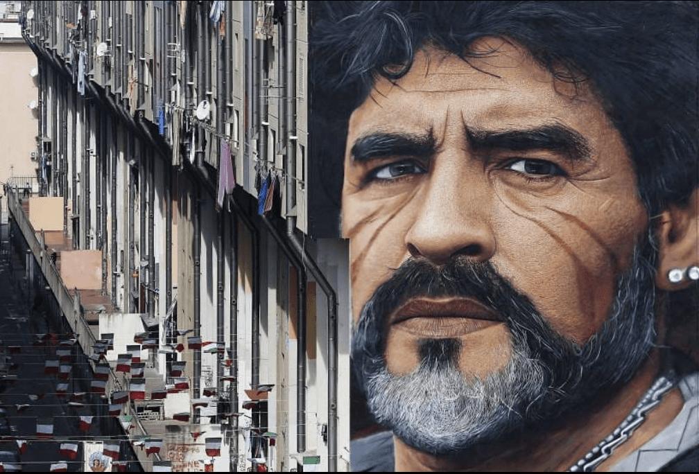 Diego Armando Maradona, il ritmo eterno dell'impossibile