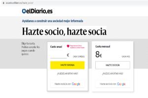 El Diario abbonamento